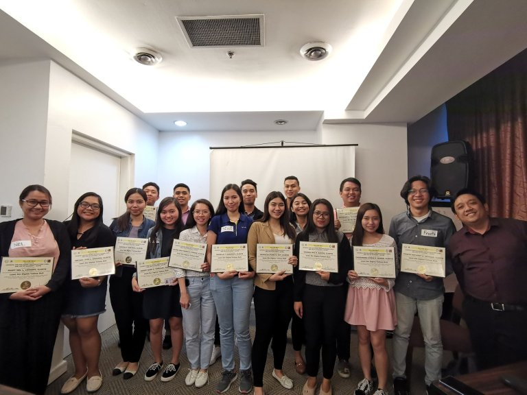 Lean Six Sigma Yellow Belt Certification | January 2020 at St. Giles Makati