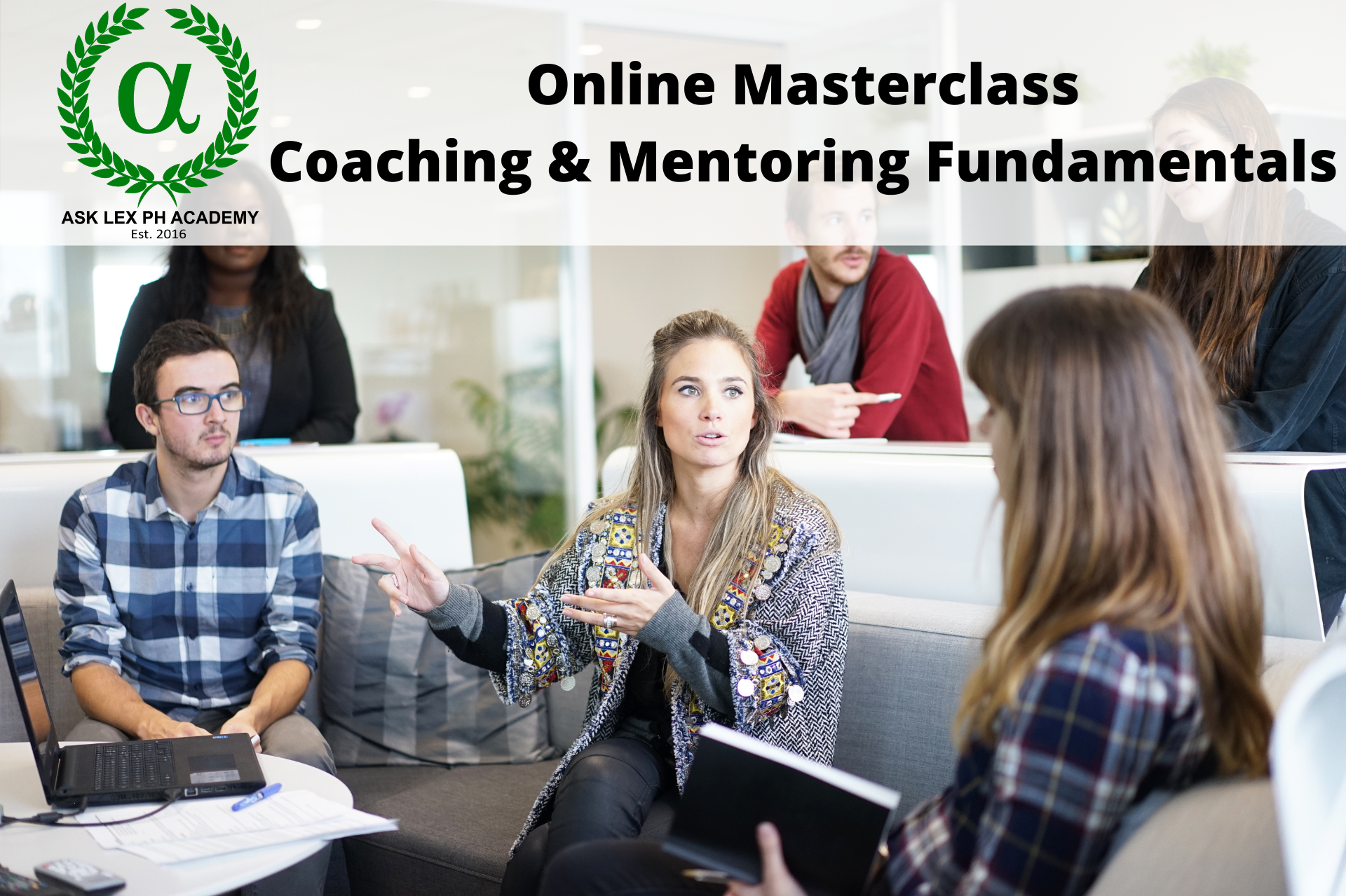 Online Masterclass on Coaching & Mentoring Fundamentals