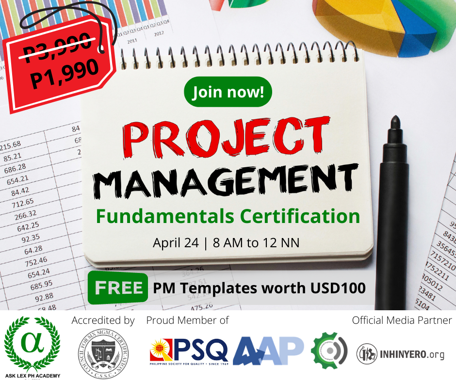 Project Management Fundamentals Certification