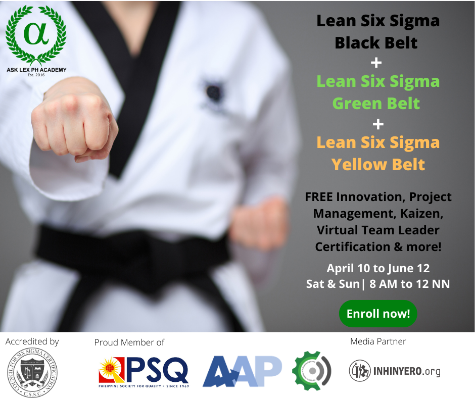 Online Lean Six Sigma Black Belt Certification